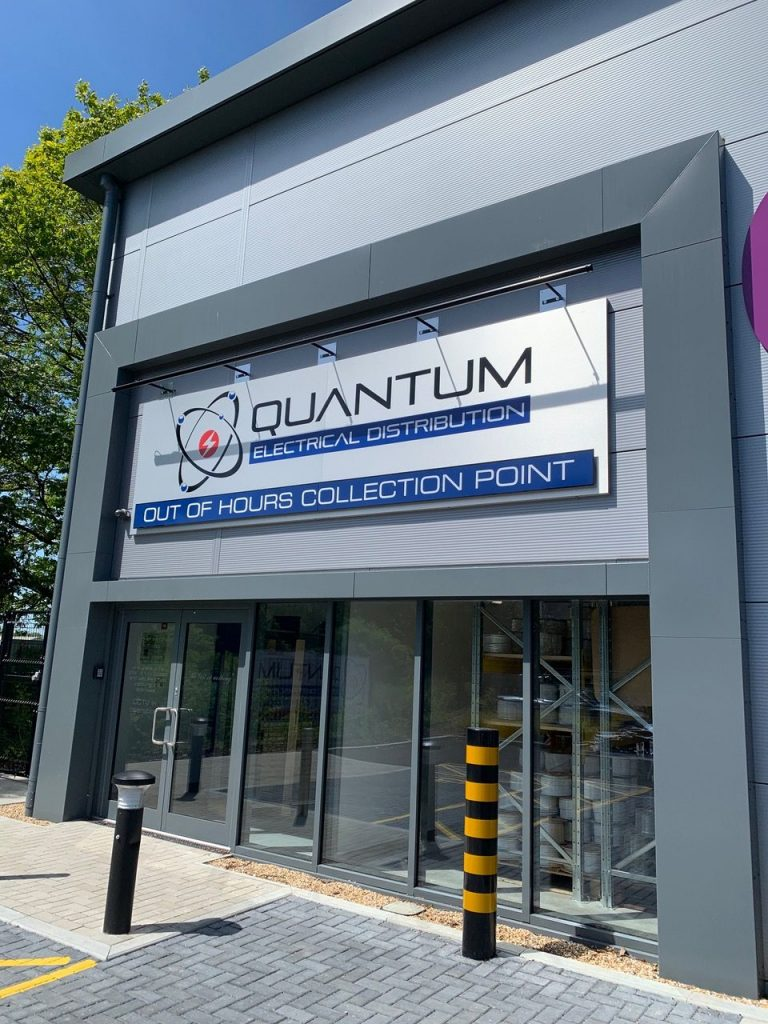 Quantum Electrical warehouse