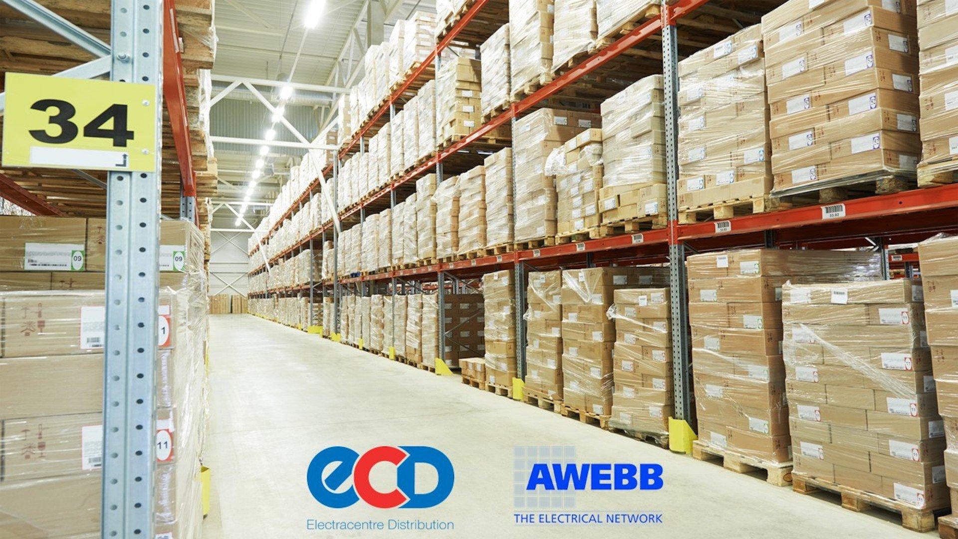 AWEBB Electrcentre Warehouse